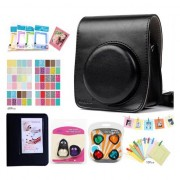 Set 8in1 album + Case + cadru + Filtre Fujifilm Instax Mini 90