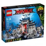 Lego Templo Del Arma Totalmente Def Lego 70617