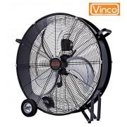"""Ventilatore silenzioso da pavimento a grande portata diam. 60cm Vinco - """"Industrial"""" 70625"""