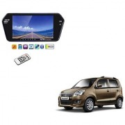 7 Inch Full HD Bluetooth LED Video Monitor Screen with USB and Bluetooth For Maruti Suzuki Wagon R