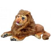 Nexplora Industries Sitting Lion Animal Soft Plush Toy (30 cm)