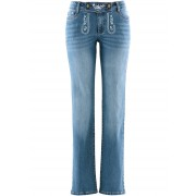 bpc bonprix collection Folkdräktsinspirerade jeans