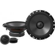 "Alpine - 6-1/2"" 2-Way Car Speaker with Carbon Fiber Reinforced Plastic Cones - Black"