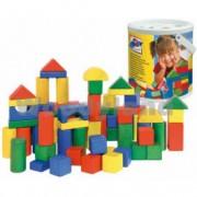 WOODY drvene kocke u kutiji sa sortirajućim poklopcem 90907