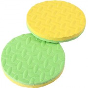 Futaba Yoga Elbow Exercise Pads - Pack of Two - Green