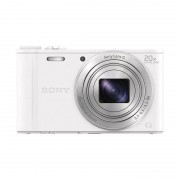 Sony DSC-WX350 18.2MP Wifi NFC Branca