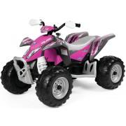 Peg-Pérego Outlaw Pink Power 12V - 330W roz