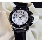 MEYERS Lady Beach Chrono - Damespolshorloge - Met diamant