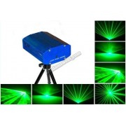 Disco mini laser show laserové disco svetlo