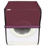 Dream Care waterproof and dustproof Maroon washing machine cover for Siemens WM12E360 Fully Automatic Washing Machine