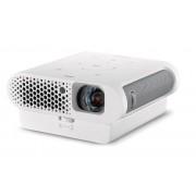 Projector, BENQ GS1, DLP, Portable, 3D Ready, 300LM, 1280x720 (9H.JFL77.59E)