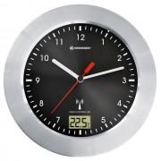 Ceas de perete cu termometru Bresser MyTime RC - 8020113