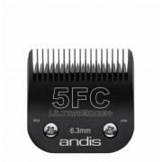 Střihací hlavice Andis 5 FC UltraEdge s výškou střihu 6,3 mm v provedení Charcoal Grey