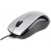 Mouse optic Gembird MUS-U-002 black silver