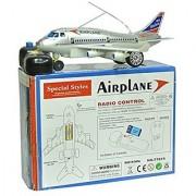 Remote Aeroplane 2 Channel Radio Control Running Plane