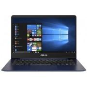 "Ultrabook™ ASUS Zenbook UX430UQ-GV006T (Procesor Intel® Core™ i5-7200U (3M Cache, up to 3.10 GHz), Kaby Lake, 14""FHD, 8GB, 256GB SSD, nVidia GeForce 940MX@2GB, Wireless AC, Tastatura iluminata, Win10 Home 64, Albastru)"