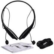 SBA ENTICE HBS-730 Neckband Bluetooth Headphones Wireless Sport Stereo Headsets Handsfree Black