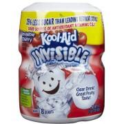 Kool Aid Invisible Cherry Burk 538g
