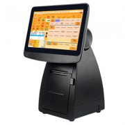 Terminal Touch Ec Line impresora 80mm iEC-AM-102-80