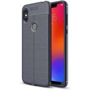 Just in Case Motorola One Back Cover Soft TPU Blauw