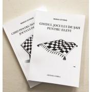Ghidul jocului de șah pentru elevi, de Marius Ceteraș