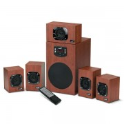 Genius zvučnici SW-HF5.1 4600 II, 125W, drveni 31730016400