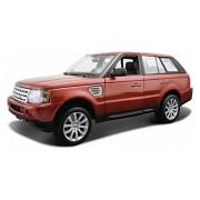 Range Rover Sport SUV, Red - Maisto 31145 - 1/18 Scale Diecast Model Toy Car