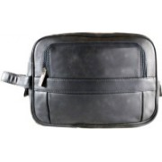 Leatherman Fashion Cosmetic Pouch(Black)