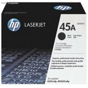 HP Q5945A no.45a Black LaserJet Toner Cartridge