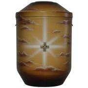 Design Urn Stralend Kruis (4 liter)