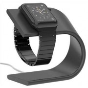 Nomad Stand (Apple Watch) - Silver