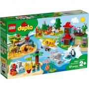 LEGOA® DUPLO Town - Animalele lumii 10907