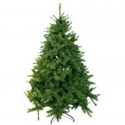 Bellatio Decorations Kunst kerstboom 155 cm dennengroen