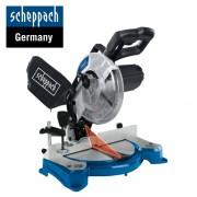 CNL Fierastrau circular vertical cu laser 1500 W 210 mm HM80L Scheppach