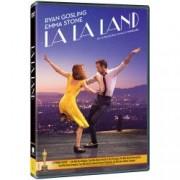 LALA LAND DVD 2016