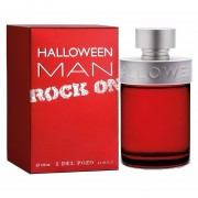 JESUS DEL POZO HALLOWEEN MAN ROCK ON 125 ML EDT / MAN