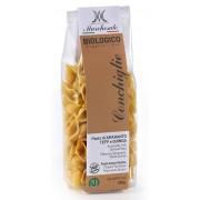 Paste conchiglie din amarant, teff si quinoa bio fara gluten250 grame