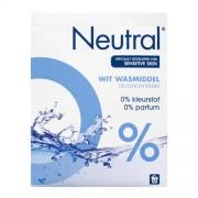 Neutral wasmiddel wit - 45 wasbeurten - poeder - parfumvrij