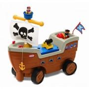 Little Tikes Odstrkovadlo pirátská loď 2v1