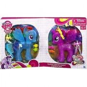 My Little Pony Princess Twilight Sparkle & Rainbow Dash
