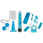 Blue Appetizer - súprava vibrátorov (8 dielna)
