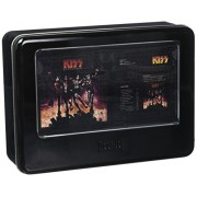 Kiss Destroyer Dual Puzzle Pack (2 Puzzles) With Aluminum Window Box Tin