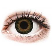 Maxvue Vision Lentes de Contacto 3 Tones Verde com correção - ColourVUE