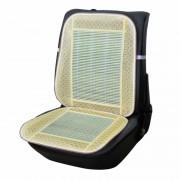 Husa scaun auto din bambus Ro Group, 98 x 47 cm