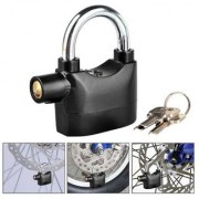 Secure Anti Theft Motion Sensor Alarm Lock for Home Office and Bikes