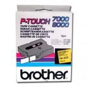 Brother TX tape 24mmx15m black/yellow