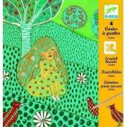Ondine Scratch Cards by Djeco