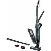 Aspirator vertical fara sac Bosch Flexxo Serie BCH3ALL25 0.4 L Autonimie 55 min Negru