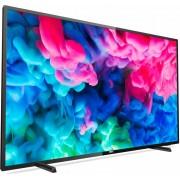 Philips 55pus6503/12 Tv Led 55 Pollici 4k Ultra Hd Hdr Digitale Terrestre Dvb T2 / S2 Smart Tv Internet Tv Hbbtv Miracast Wifi - 55pus6503/12 6500 Series (Garanzia Italia)