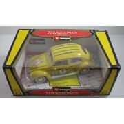 Burago Volkswagen Kafer-Beetle (1955) 1:18 Scale Special Collectible- Made in Italy